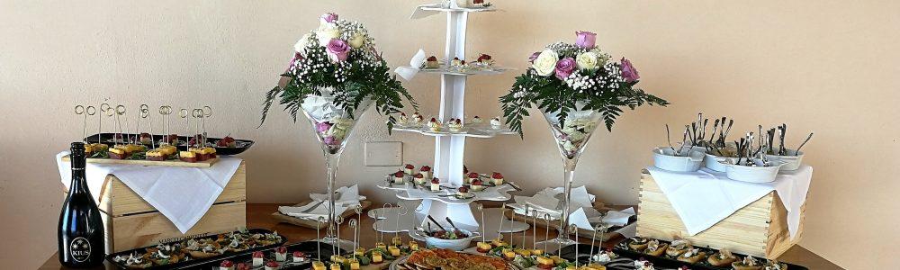 Gran buffet matrimoni